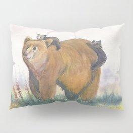 Bear Family Pillow Sham