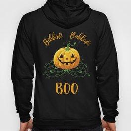 Halloween Bibbidi Bobbidi Boo Jack-O-Lantern Pumpkin Hoody