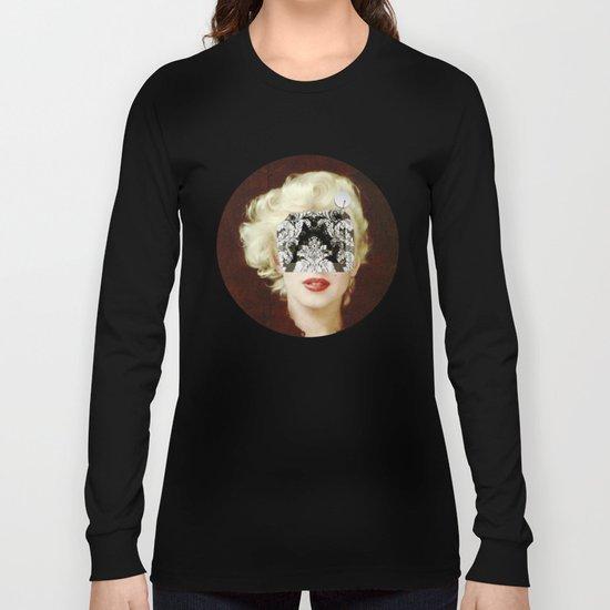 Andromeda · Crop Circle Long Sleeve T-shirt