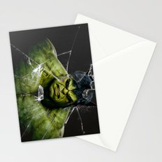 Angry HULK  Stationery Cards