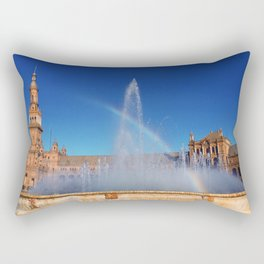 Fuente Rectangular Pillow