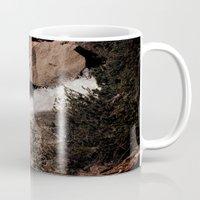 rush Mugs featuring Rush by Theresa O'Neill