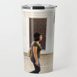 Walk Travel Mug