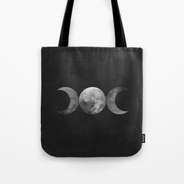 Moon Symbol Tote Bag