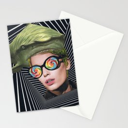 My Head is Spinning... Stationery Cards