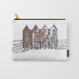 York, England Carry-All Pouch