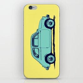 Fiat 500 iPhone Skin