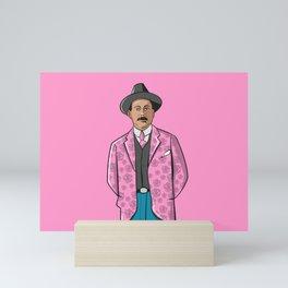 Jose Gregorio Hernandez POP - TrincheraCreativa Mini Art Print