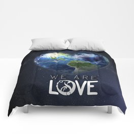"""We Are Love """"Your  Love"""" Comforters"""