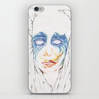 artpop iPhone & iPod Skins featuring ARTPOP by Alex Rocha