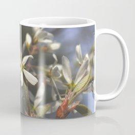 Juneberry Blossoms Coffee Mug