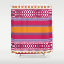A moroccan fairy tale Shower Curtain