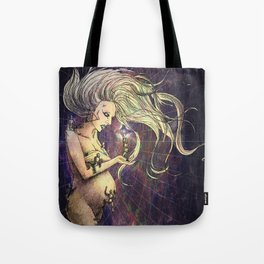 I was Born this Way! Tote Bag