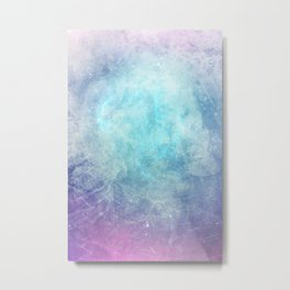 PINK ICE Metal Print