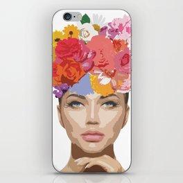 Donna iPhone Skin