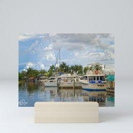 Matlacha Canal Mini Art Print