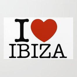 I love Ibiza Rug