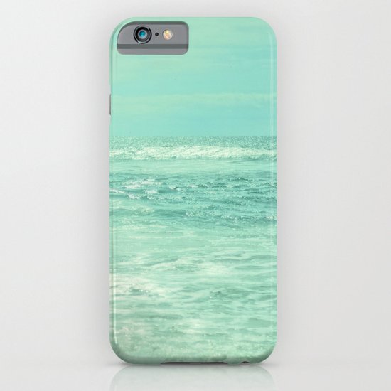 Where Ocean Meets Sky iPhone & iPod Case