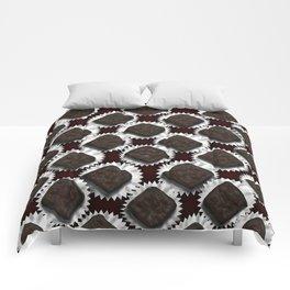 Box of Chocolates Comforters