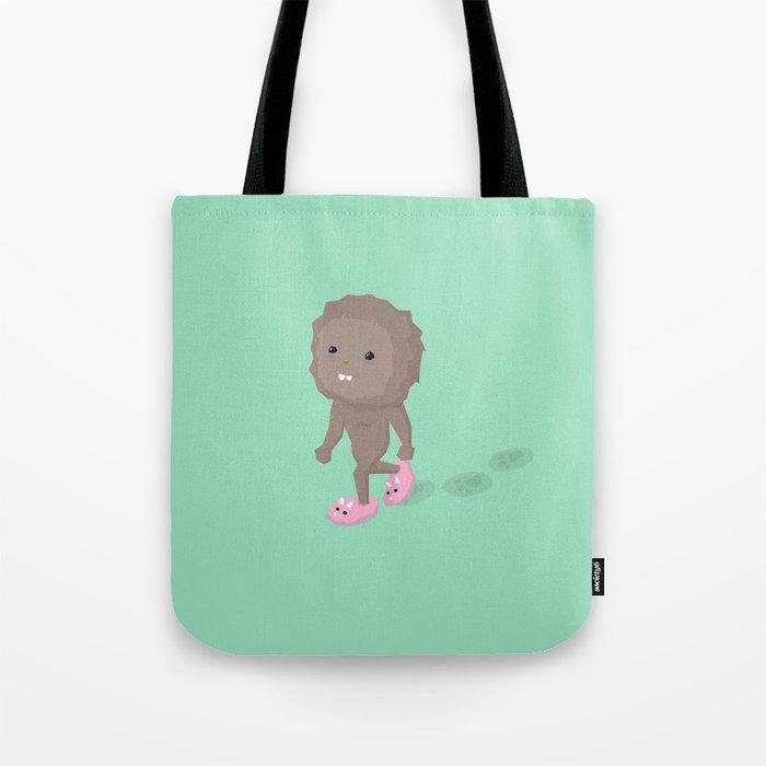 Accidental Legends: Bigfoot Tote Bag