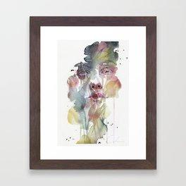 Garden VI Framed Art Print