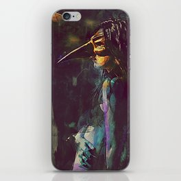 Miasma iPhone Skin