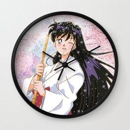 Rei Hino Wall Clock