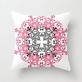 Mandala. Throw Pillow