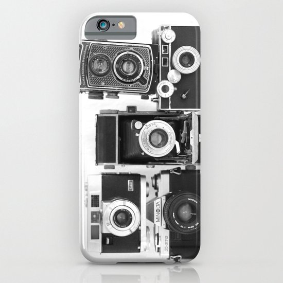 Vintage Camera Collection iPhone & iPod Case