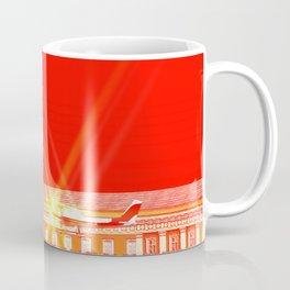 SquaRed: Freedom Flight Coffee Mug