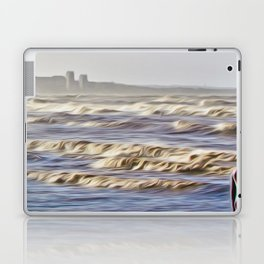 Stormy Day (Digital Art) Laptop & iPad Skin