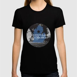 Houghton Lake, MI T-shirt