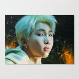 Who am I - RM Canvas Print