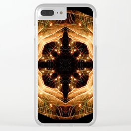 On Target Clear iPhone Case