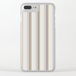 Heaven bound - 1 Clear iPhone Case
