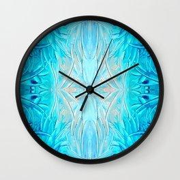 Cool Water Wall Clock