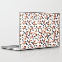 turtles Laptop & iPad Skins featuring Turtles by luizavictoryaPatterns