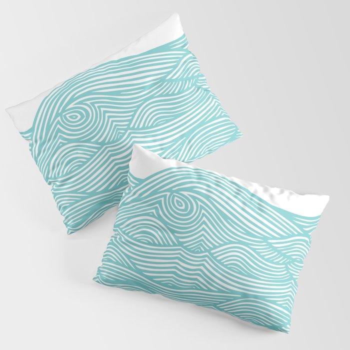 Waves Kissenbezug