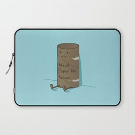 Needs Paper For Resume Laptop Sleeve