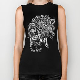 Serpent Warrior Biker Tank