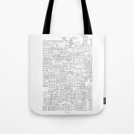 la Latina (Madrid, Spain) Tote Bag