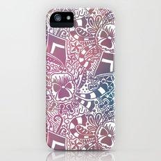 Theta Print-Pastel iPhone (5, 5s) Slim Case