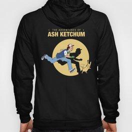 THE ADVENTURES OF ASH KETCHUM Hoody