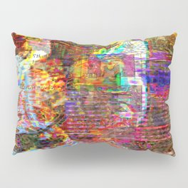 Frustration Nation, Take 3 (Worm and Fuzzy, Fuzzy Worm) [A.N.T.S Series] Pillow Sham