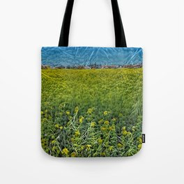 That Mossy Field Tote Bag