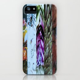 Collage - Nature iPhone Case
