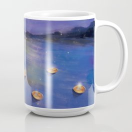Cute Girl's Dream And Wish Coffee Mug