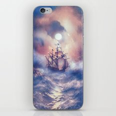 Perfect storm.  iPhone Skin