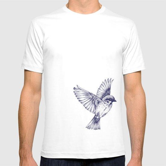 lost bird T-shirt