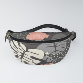Tropical pattern 056 Fanny Pack